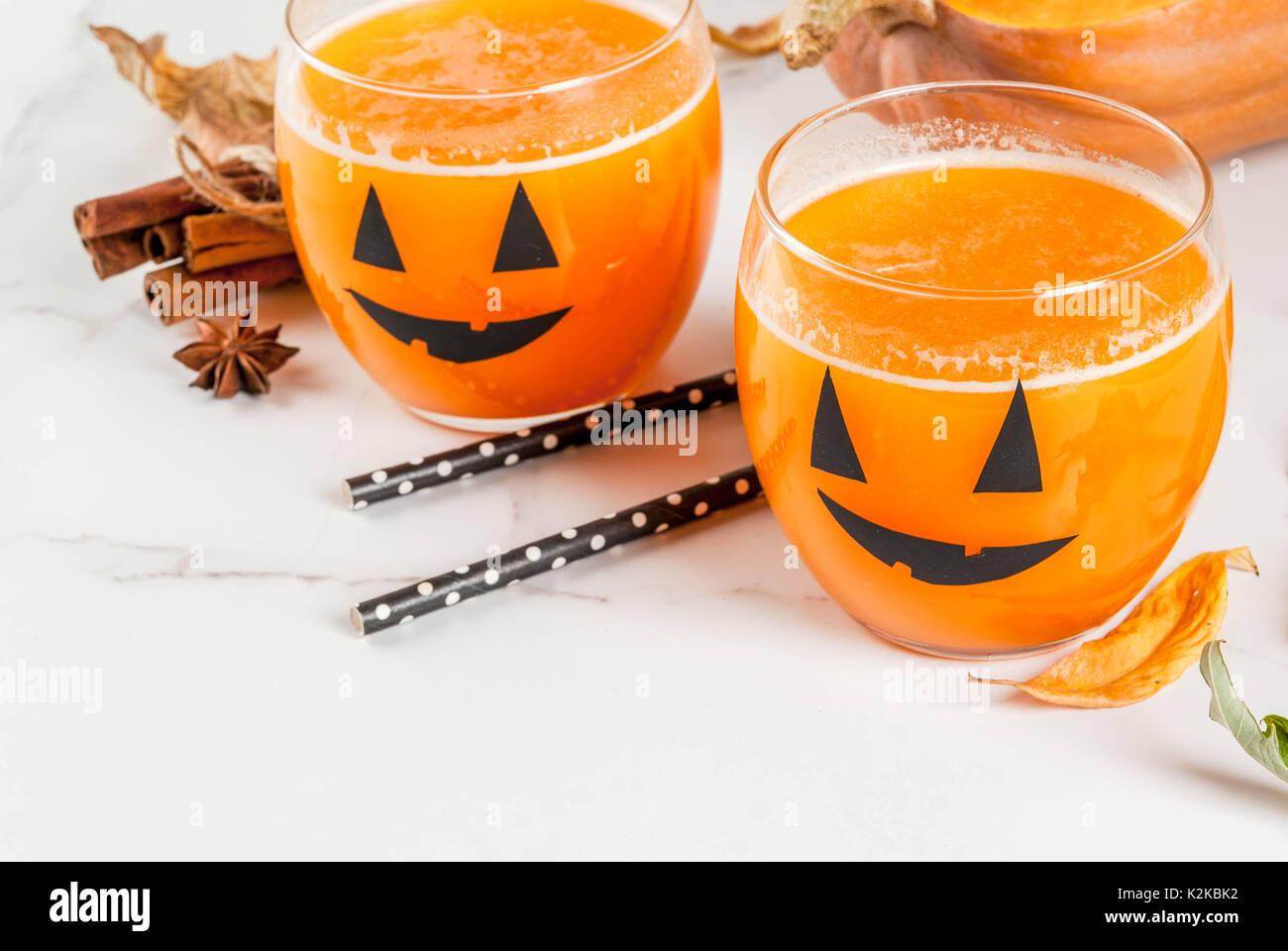 Festa Halloween Idee.Idee Per Un Bambini E Festa Di Halloween Tratta Arancione Zucca