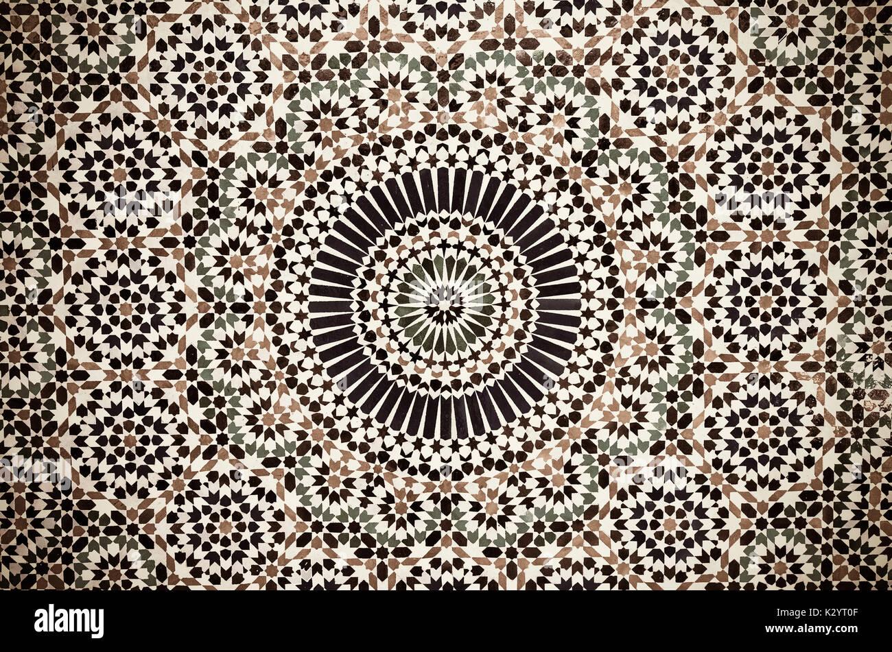 Piastrelle marocchine sfondo foto & immagine stock: 156734159 alamy