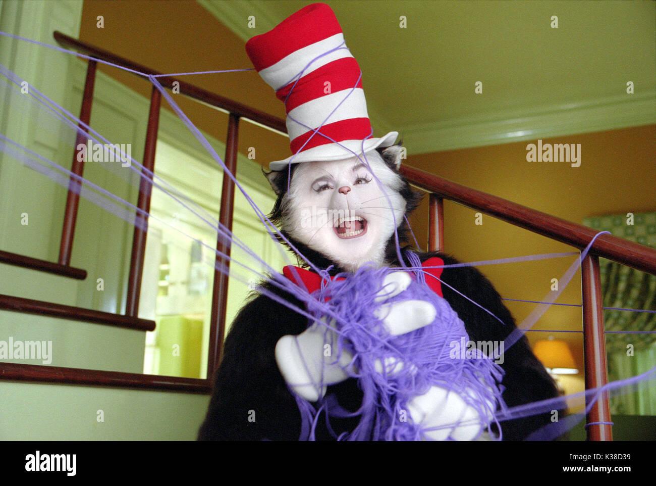 Il Gatto Nel Cappello Mike Myers Come Il Gatto Con Spencer Breslin E