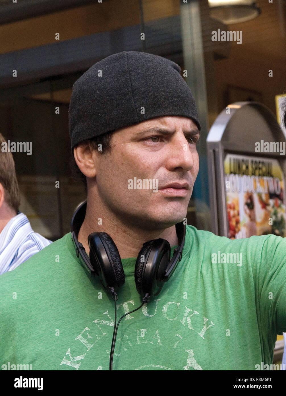 Direttore di combattimento DITO MONTIEL combattimenti data: 2009 Immagini Stock