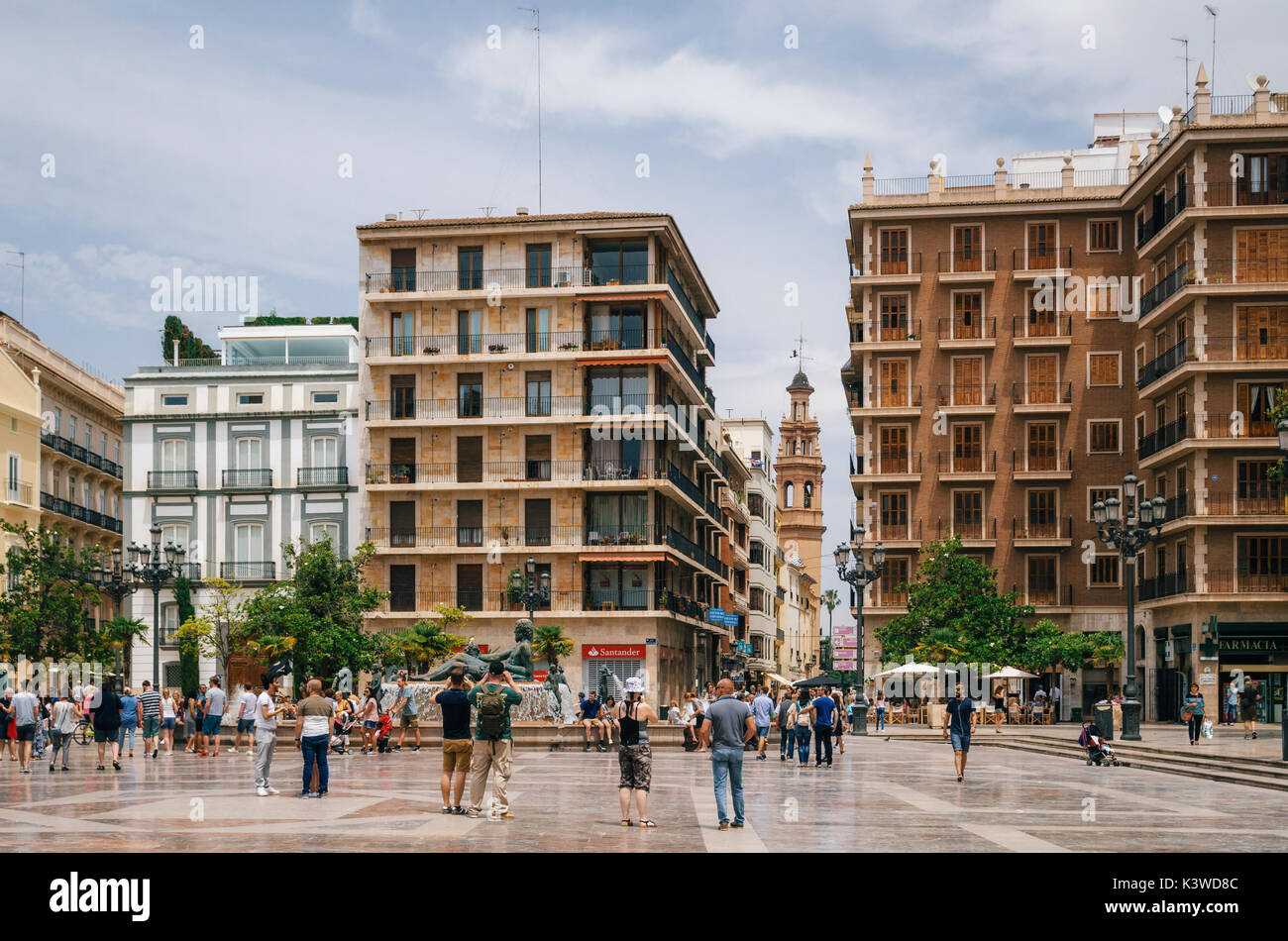 Ufficio Moderno Xela : The central plaza in downtown immagini & the central plaza in
