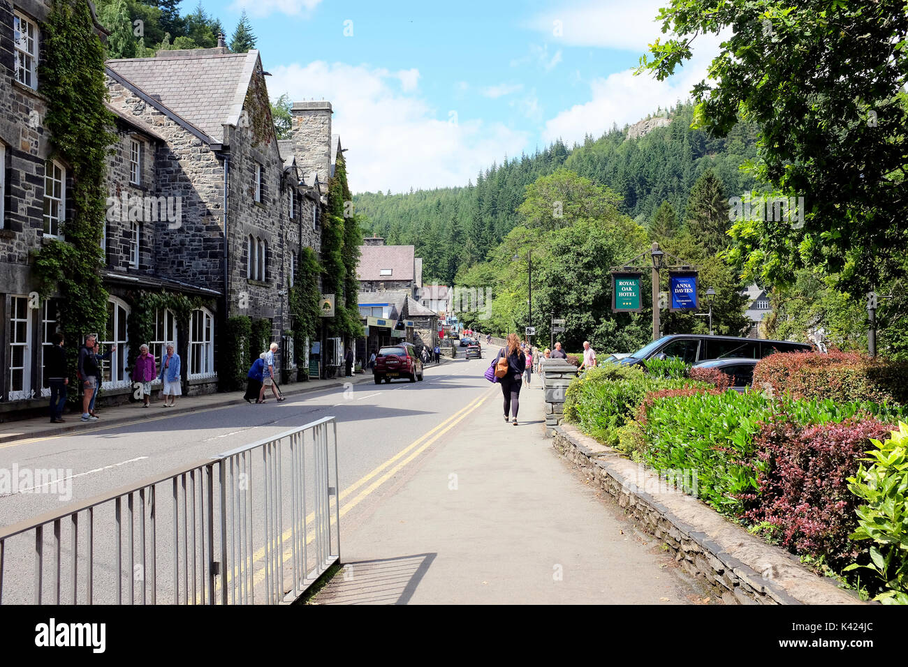 Conwy Valley Wales Immagini   Conwy Valley Wales Fotos Stock - Alamy f0b67f747c