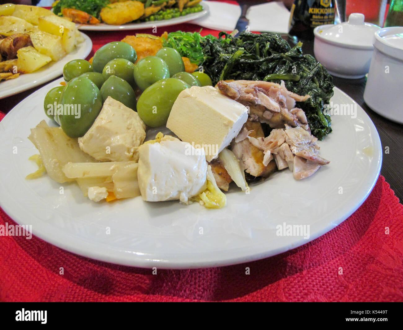 Tutto quello che potete mangiare a buffet - basso costo cena ...
