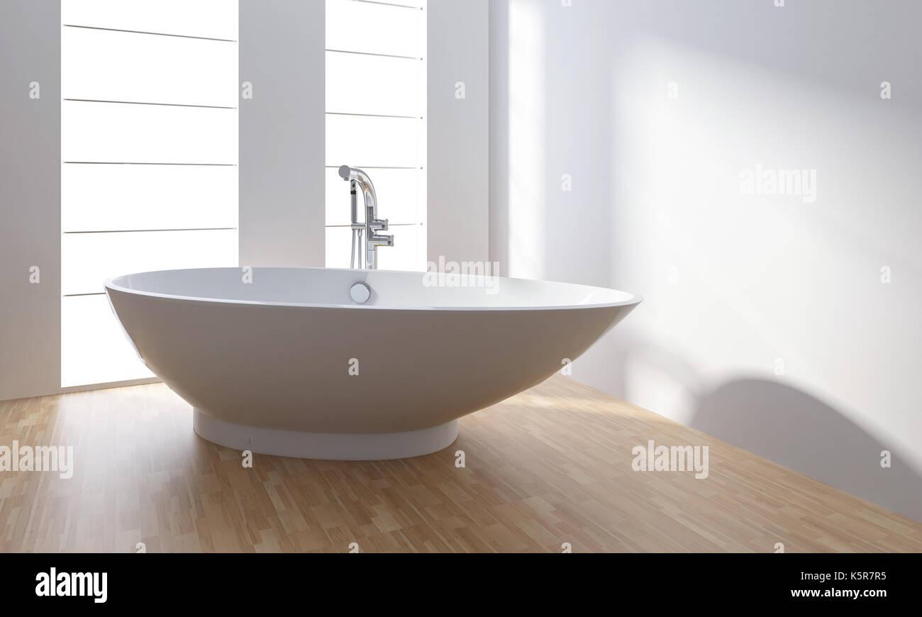 Bagno Stile Minimalista : Bagno medio in appartamento stile minimal pubblicato da homelook