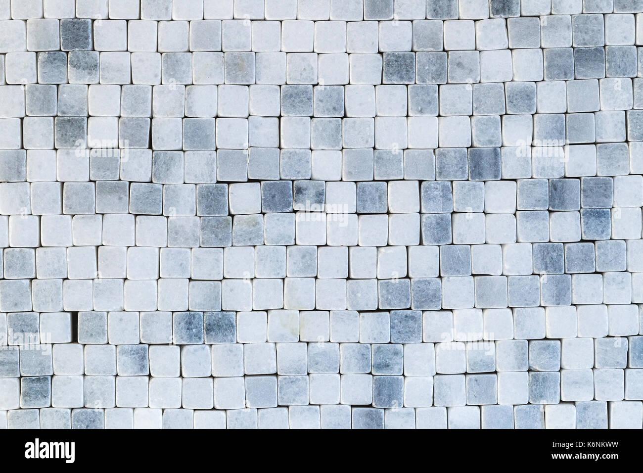Blu mosaico astratto parete piastrelle per pavimento foto