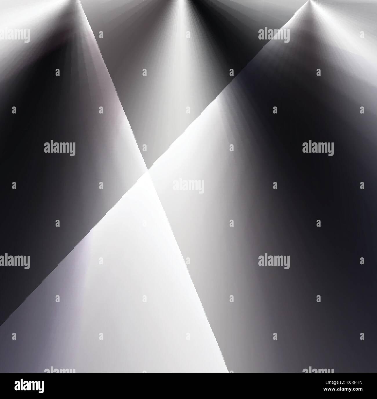 Abstract in bianco e nero mescolato con luci e ombre nuovo sfondo moderno e arti creative per lo sfondo e sfondo, fase di illuminazione, luce di concerto Immagini Stock