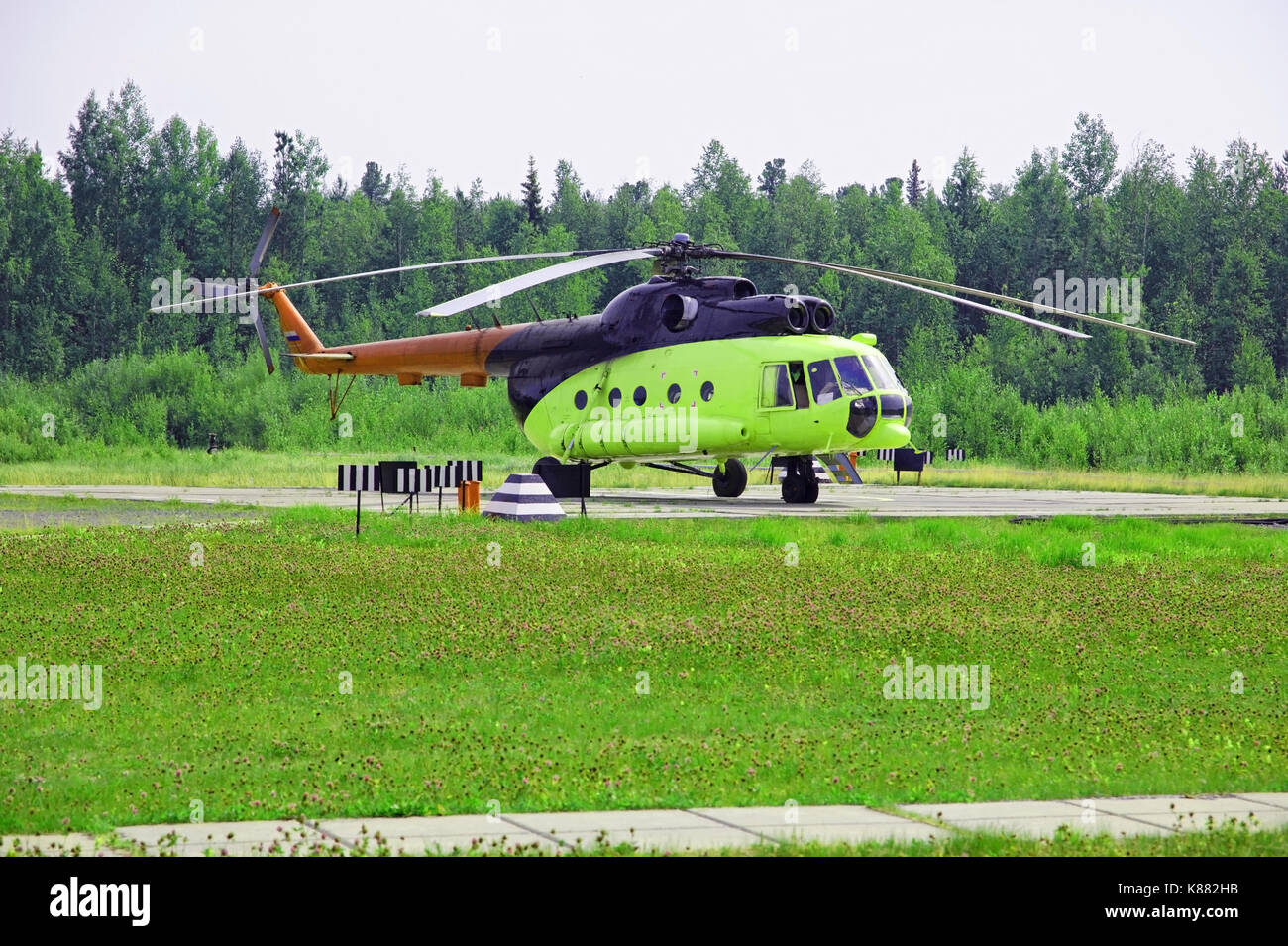 Elicottero 8 : Laser pegs costruzioni luminose in elicottero di