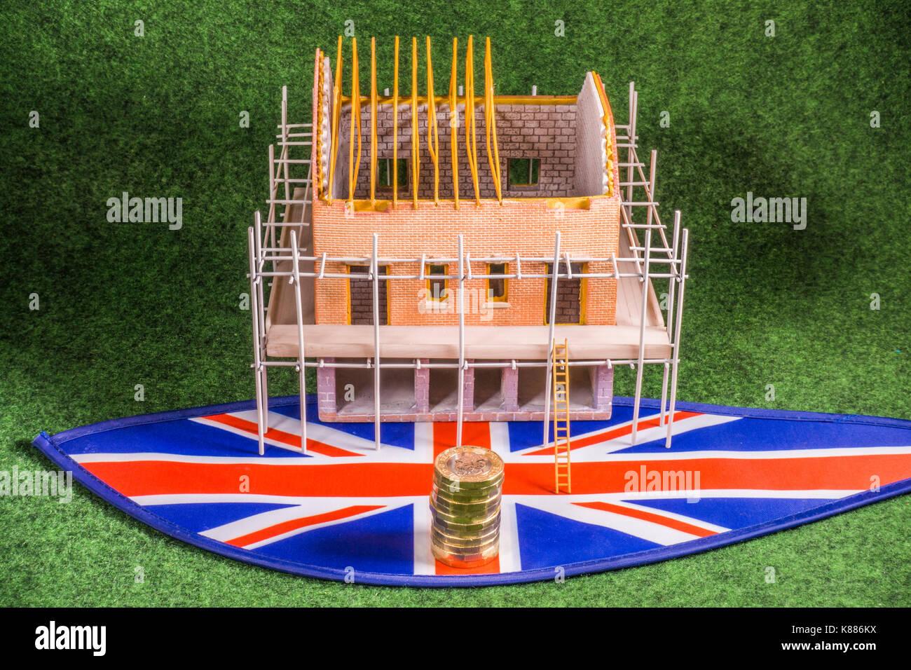 Costi Per Costruire Casa costo di costruzione immagini & costo di costruzione fotos