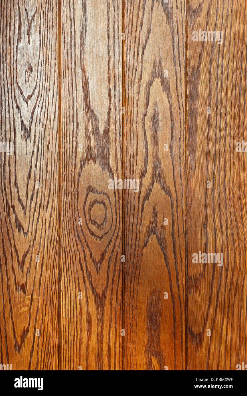Parquet In Legno Duro legno duro parquet con grana di legno foto & immagine stock