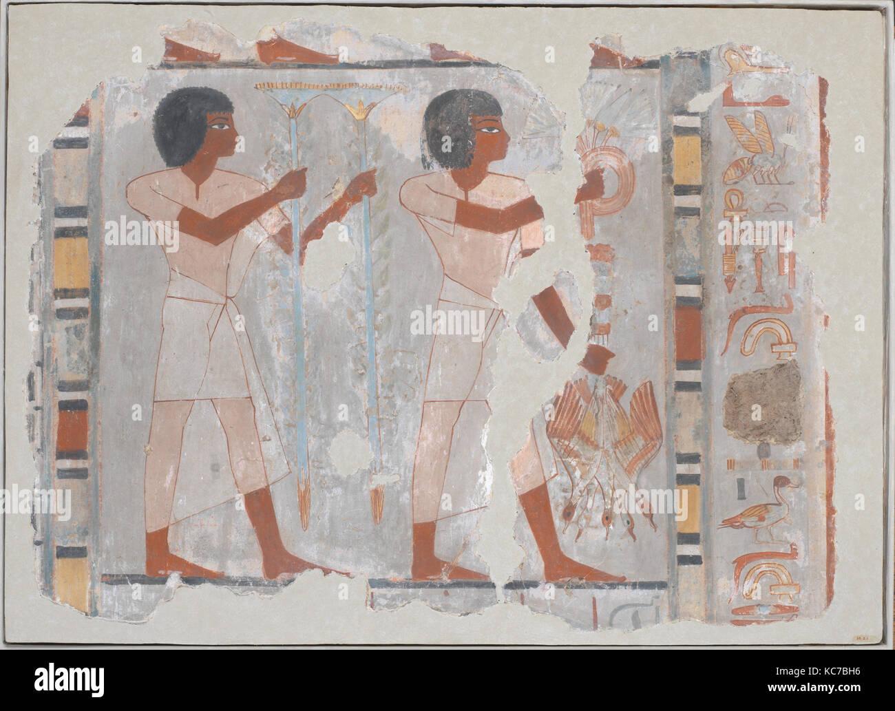 Pittura Murale A Tebe Immagini E Fotos Stock Alamy