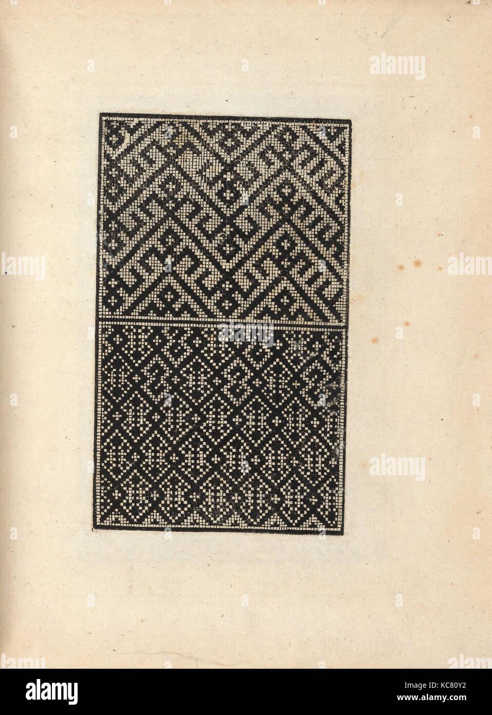 Trionfo di virtu. libro novo..., pagina 7 (recto), 1563 Immagini Stock