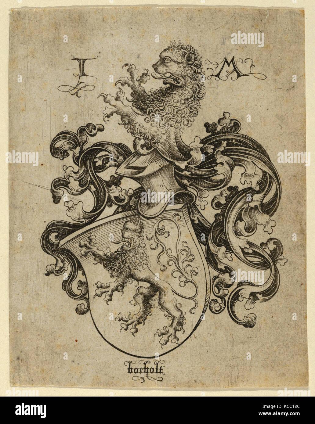Europeo di scultura e di arti decorative, di pezzo, Italiano o Spagnolo, ca. 1600, 1595, 1605, seta Immagini Stock