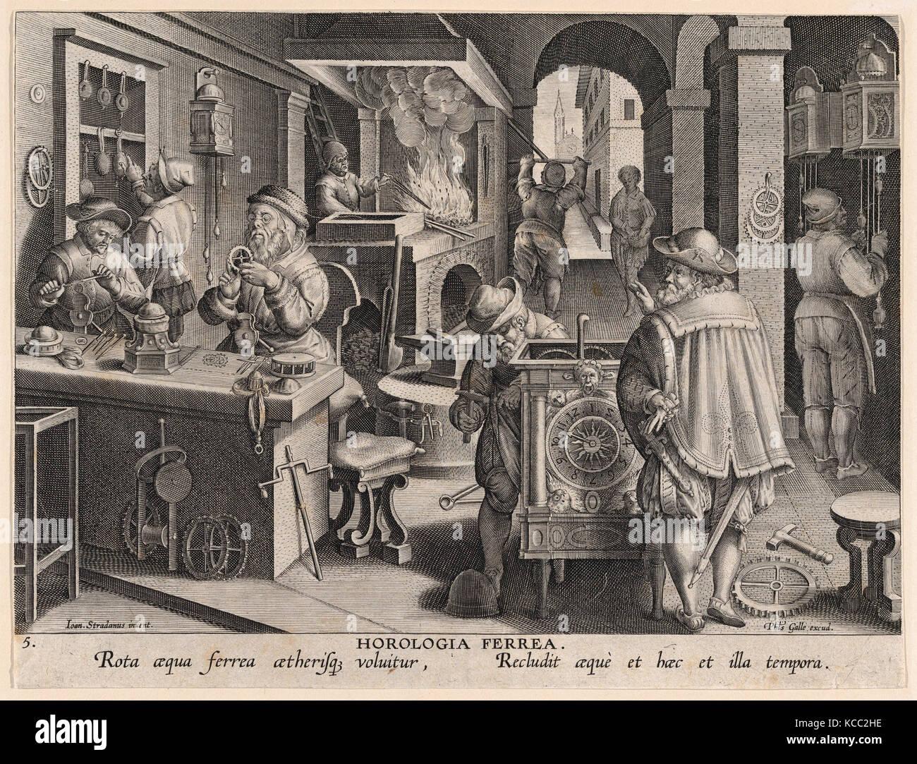 Disegni e stampe stampa le nuove invenzioni dei tempi for Moderni disegni casa dei caraibi