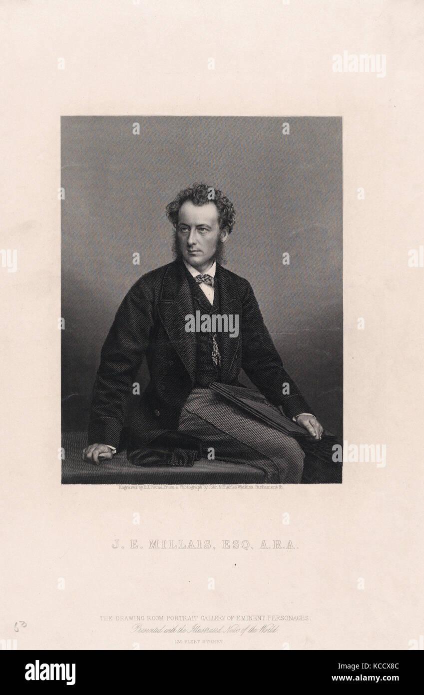 Disegni E Stampe John Everett Millais Esq Ara La Drawing