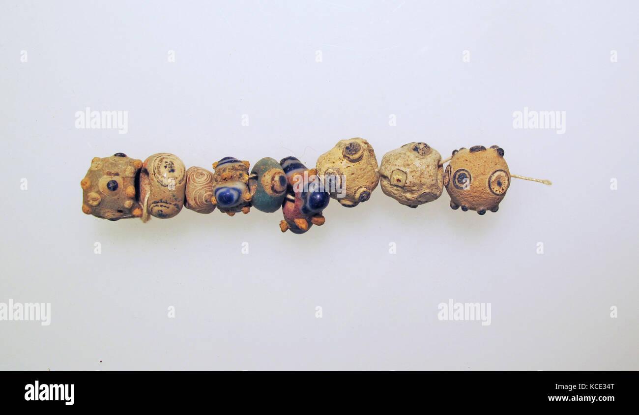 Occhio di vetro, perle di vetro, altre: 4 a. (10,2 cm), vetro Foto Stock