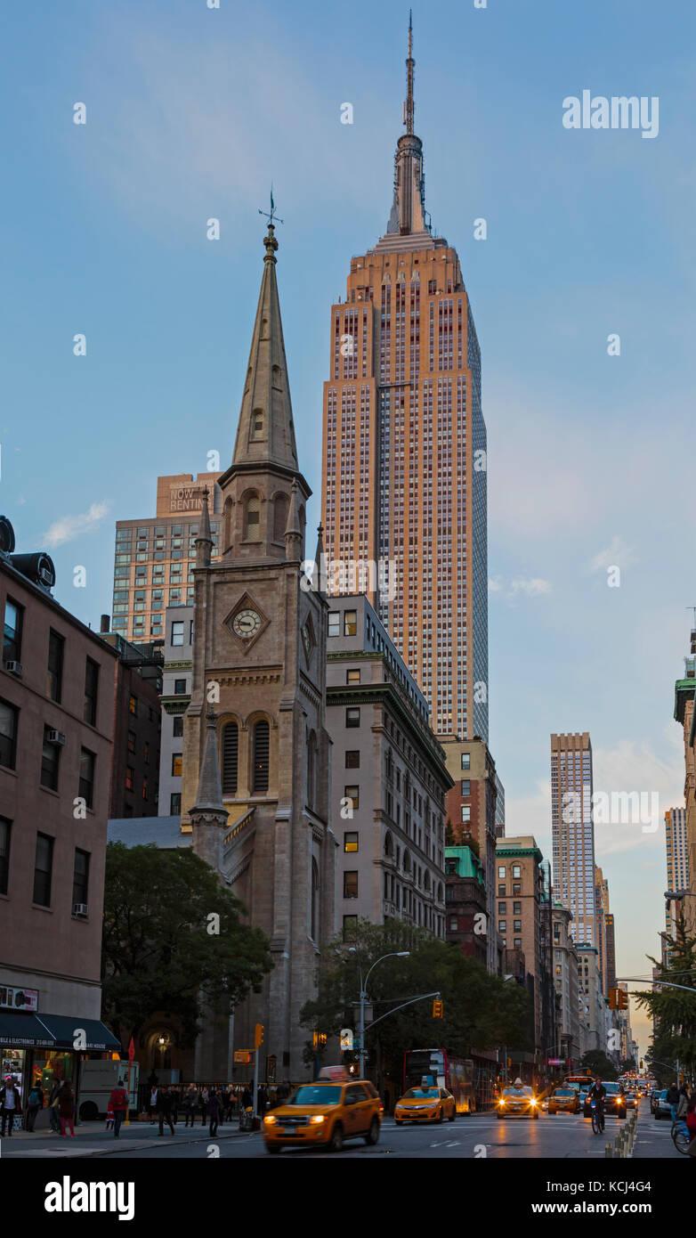 La citt di new york nello stato di new york stati uniti for Il tuo account e stato attaccato