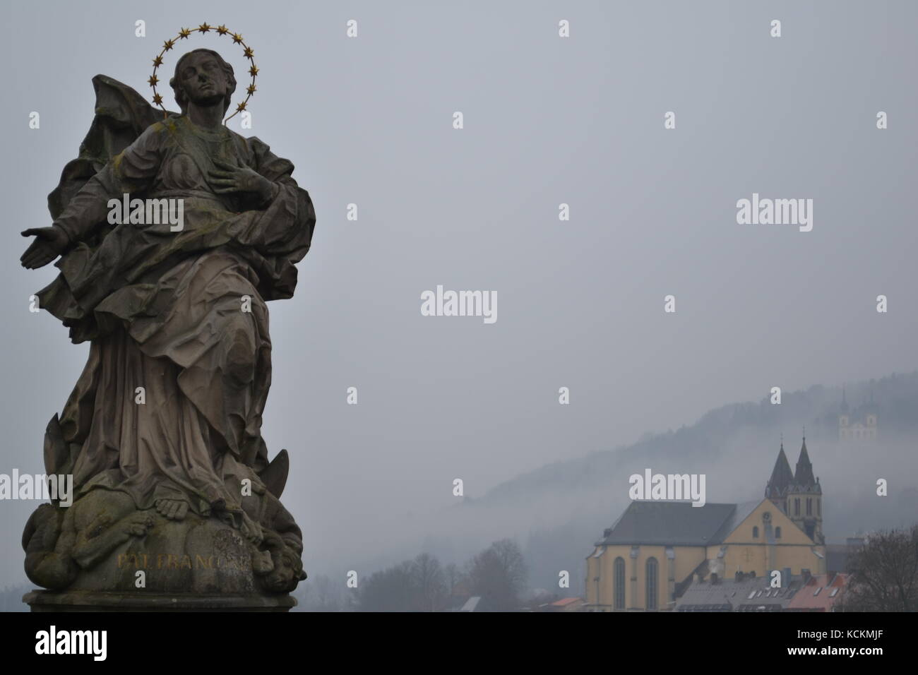 Estátua de Anjo Alemanha Immagini Stock