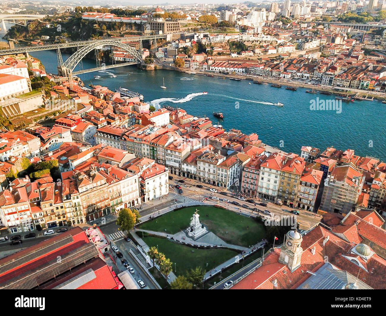 Porto, Portogallo Immagini Stock