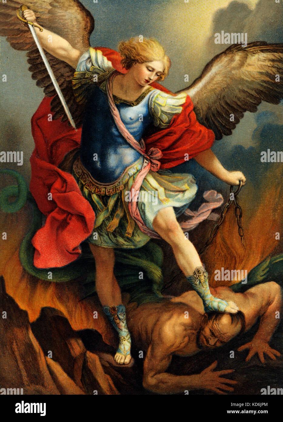 Famous Paintings Lucifer