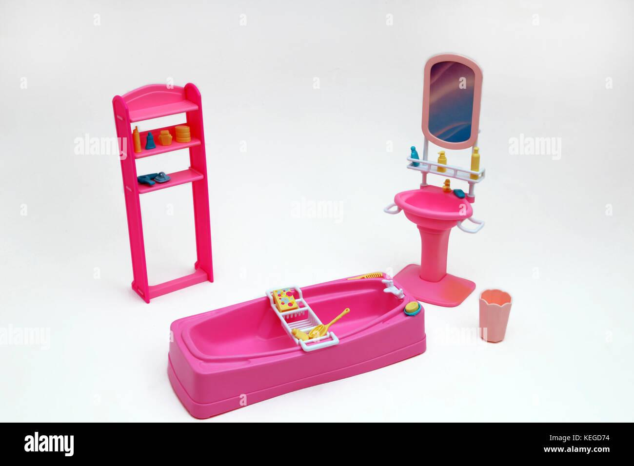 Vasca Da Bagno Barbie : Casa villa di barbie tutto per i bambini in vendita a caserta