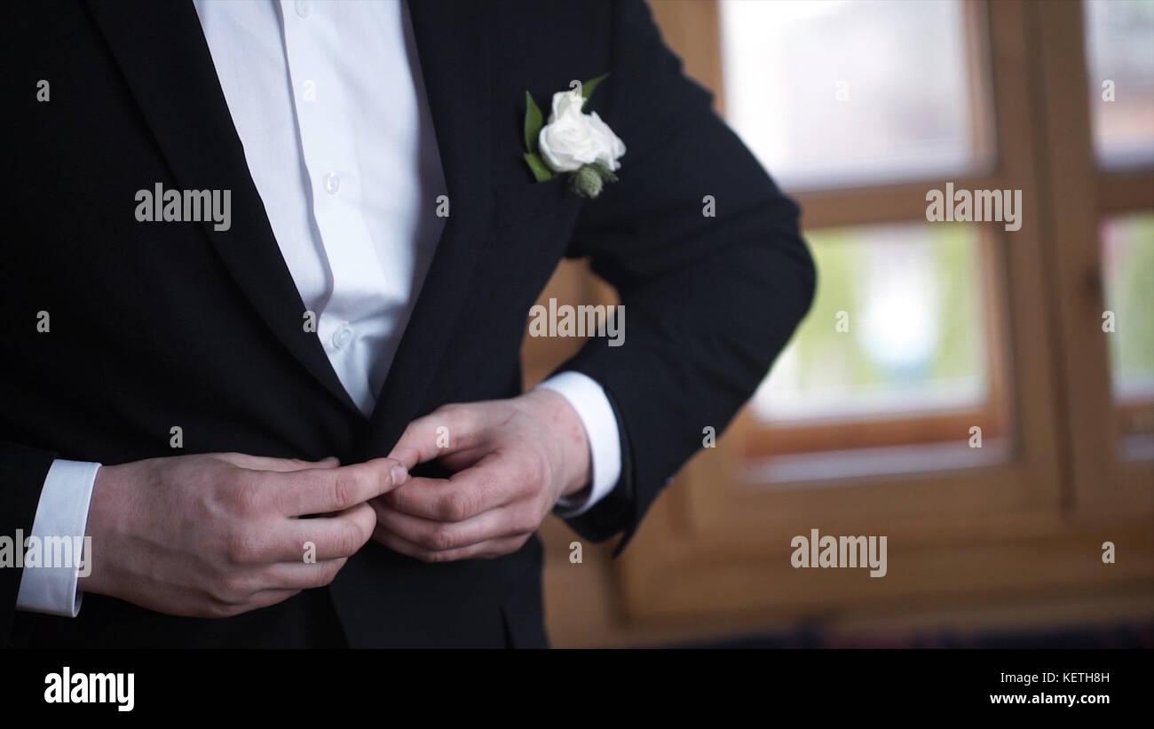 Giacca elegante matrimonio