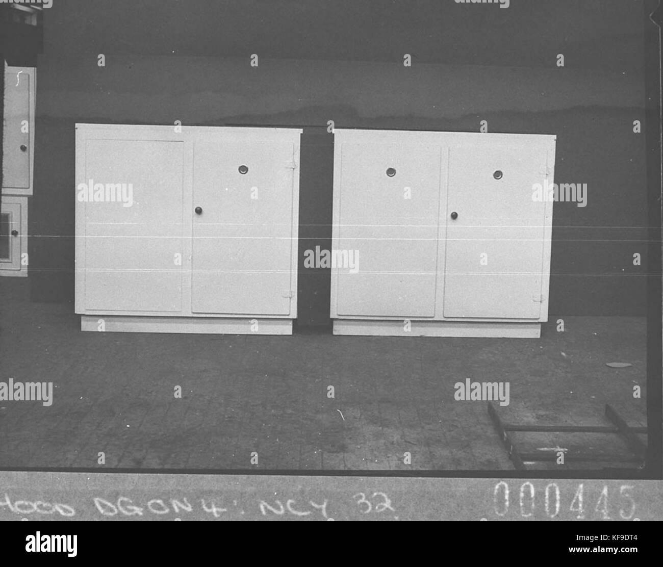 13676 tutto in acciaio mobili da cucina Foto & Immagine Stock ...