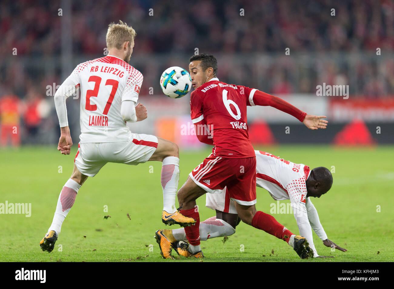 Terza Maglia RB Leipzig Konrad Laimer