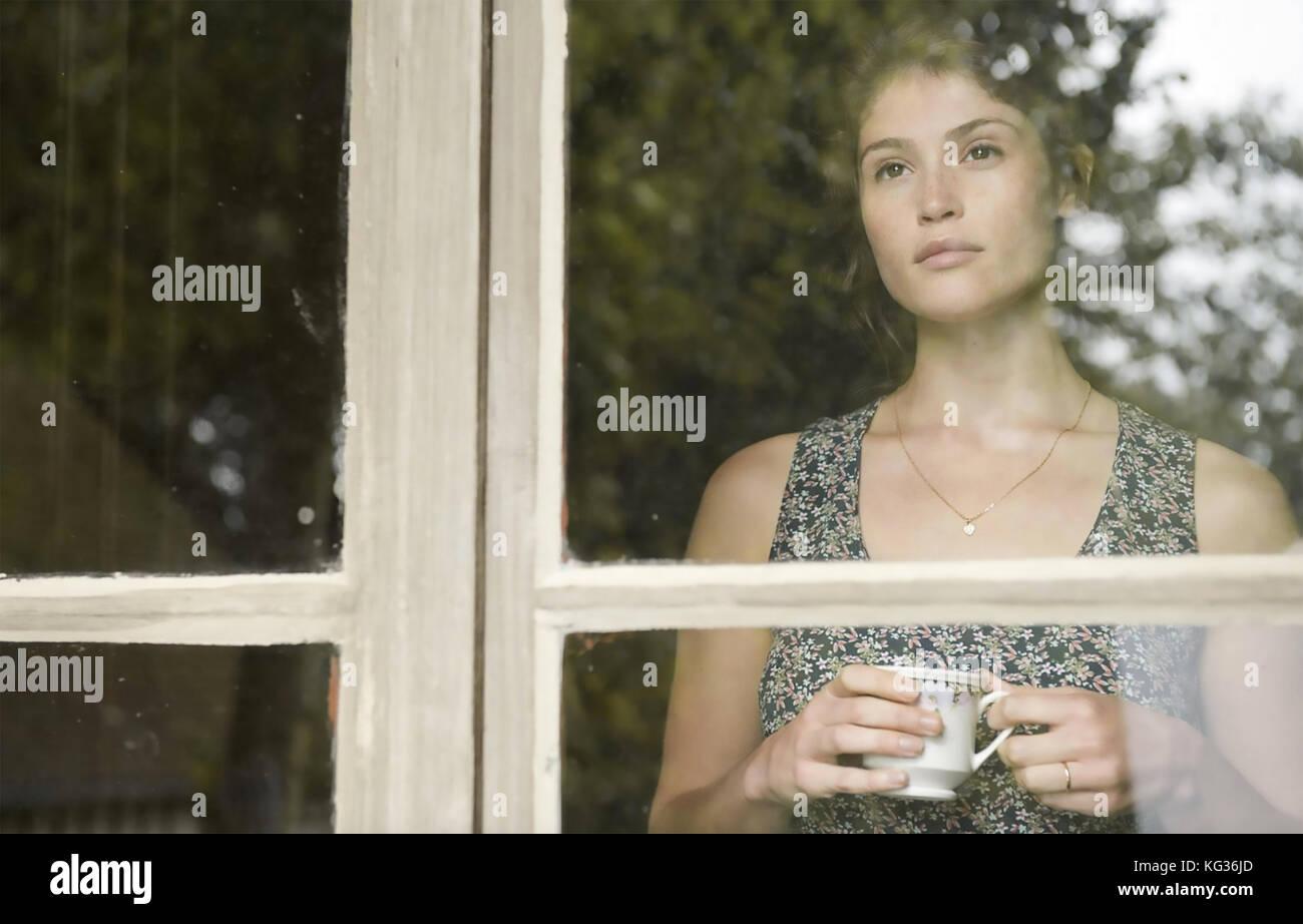 Gemma bovary 2014 gaumont film con Gemma Arterton Immagini Stock