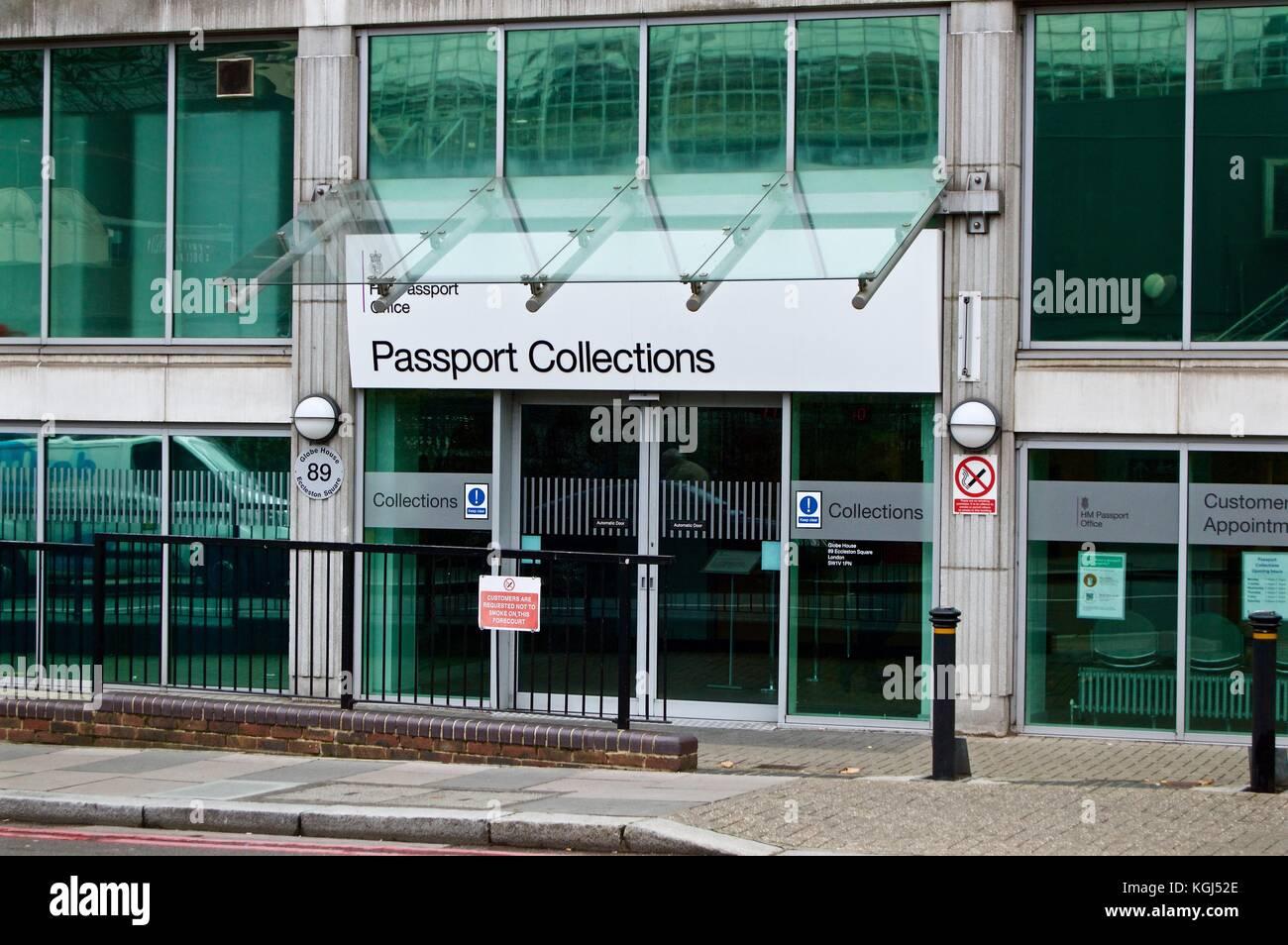 Ufficio Per Passaporto : Il nuovo passaporto del regno unito per essere rilasciati dopo