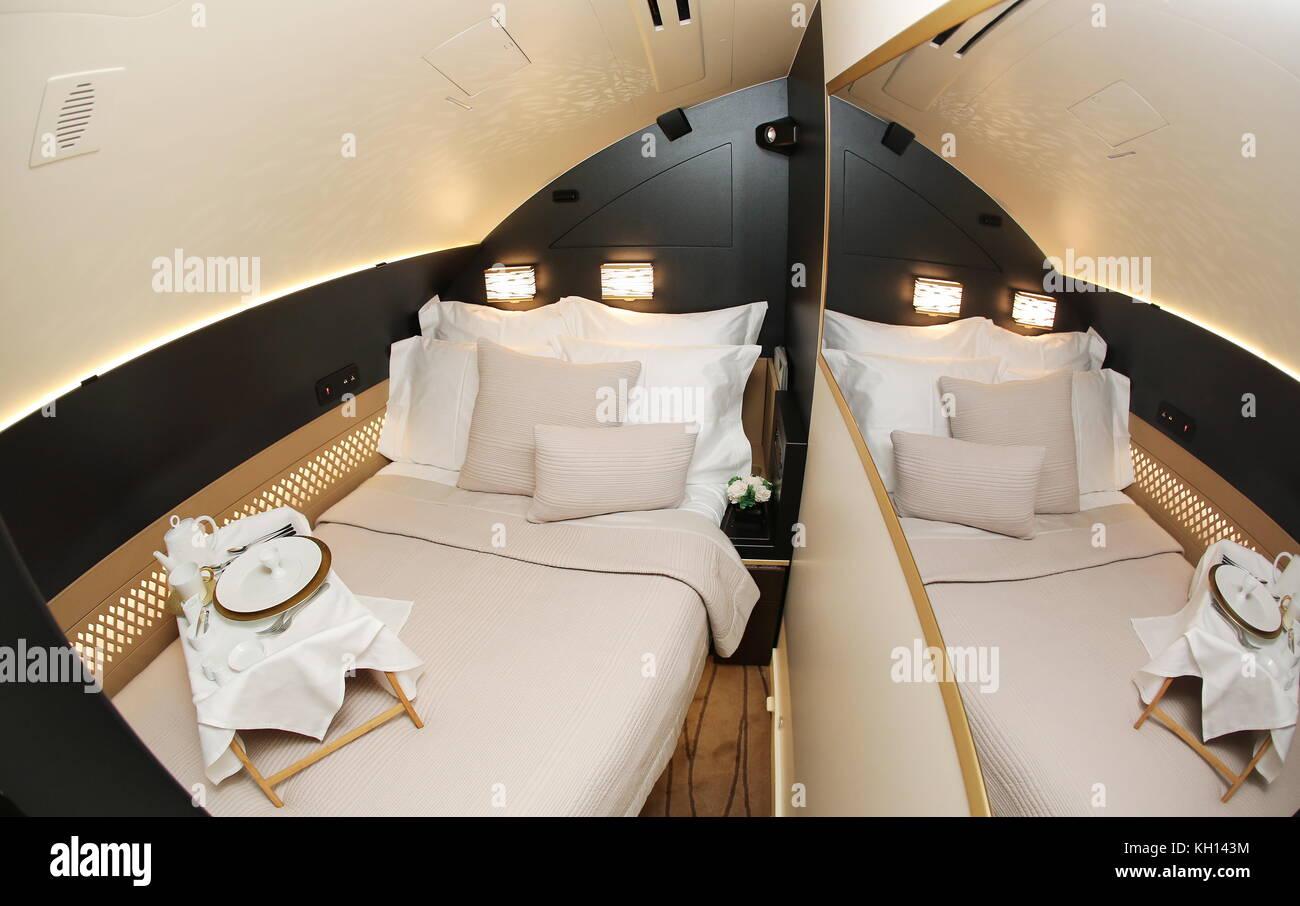 Dubai emirati arabi uniti xiii nov 2017 all 39 interno for Ba cabina di prima classe