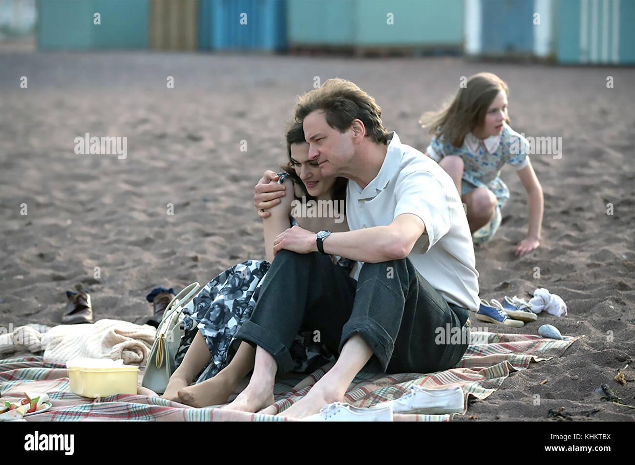 La misericordia 2017 film con Rachel Weisz e Colin Firth Immagini Stock