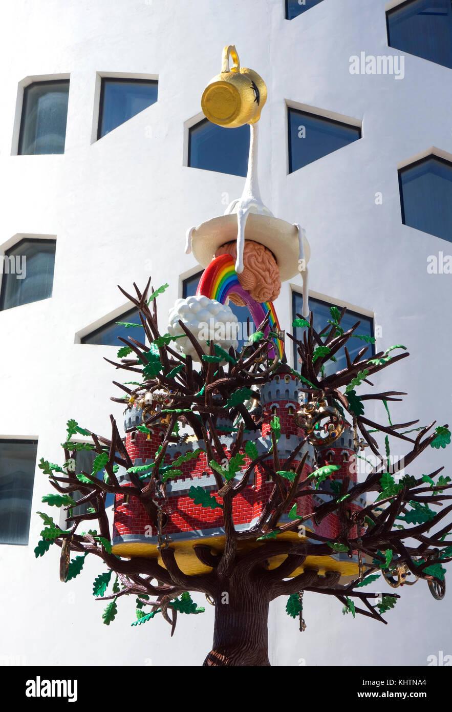Faena Hotel Miami Beach, Stati Uniti d'America Immagini Stock