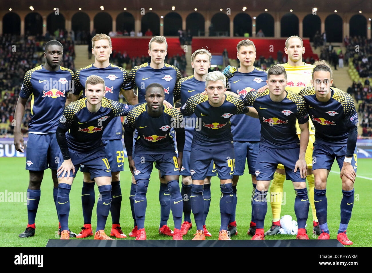 Maglia Home RB Leipzig Willi Thomas Orban