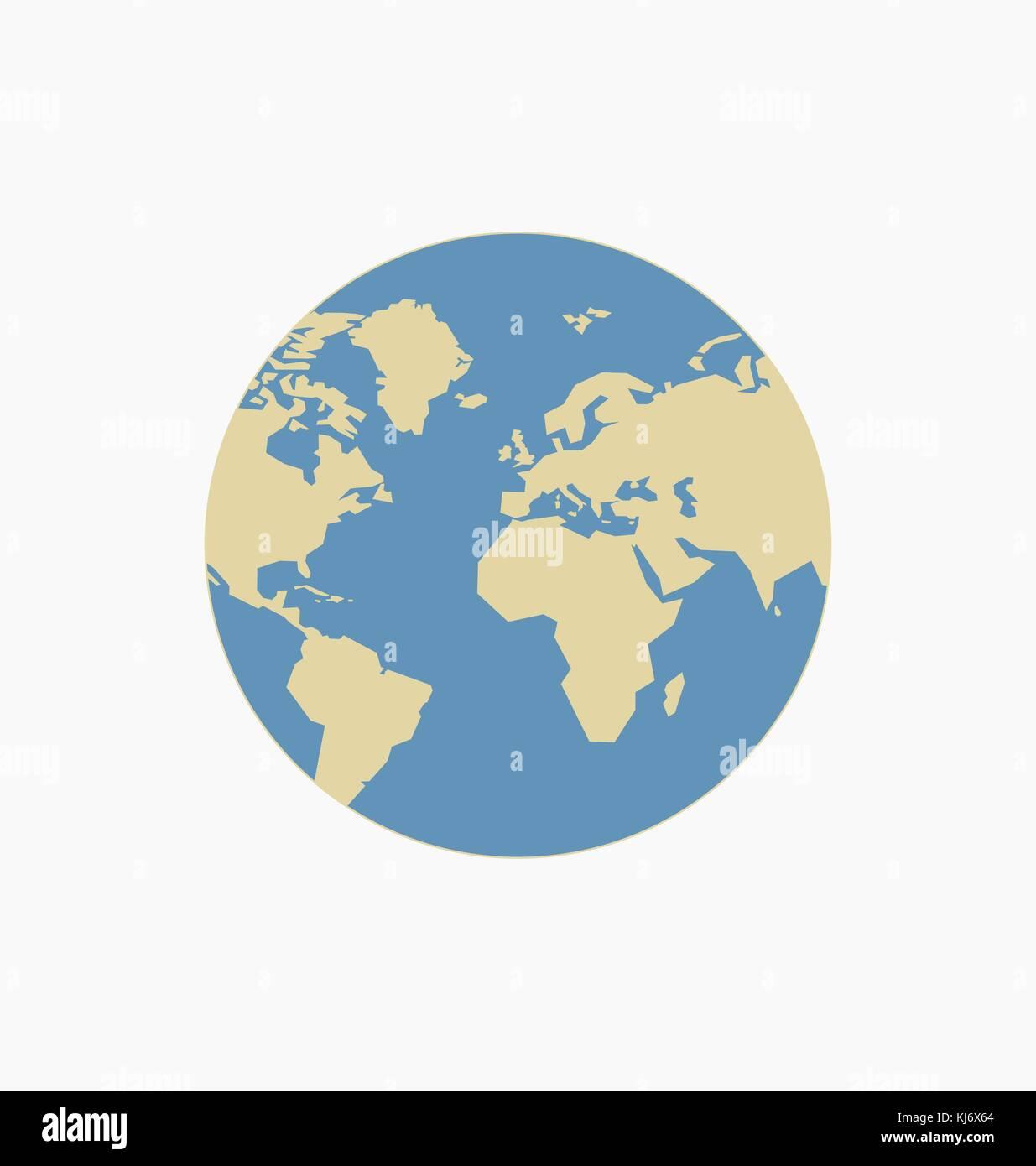 Globe Drawing Immagini Globe Drawing Fotos Stock Alamy