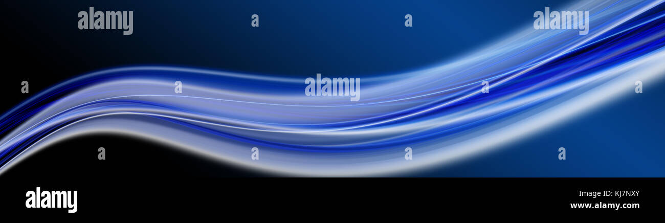 Abstract panorama elegante design di sfondo con spazio per il testo Immagini Stock