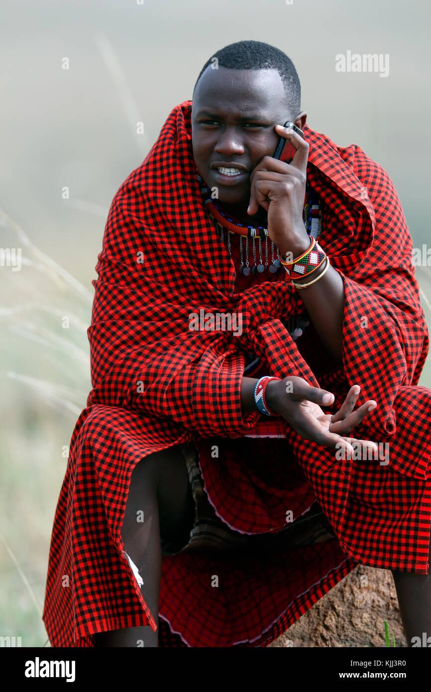 Telefono cellulare dating in Kenya