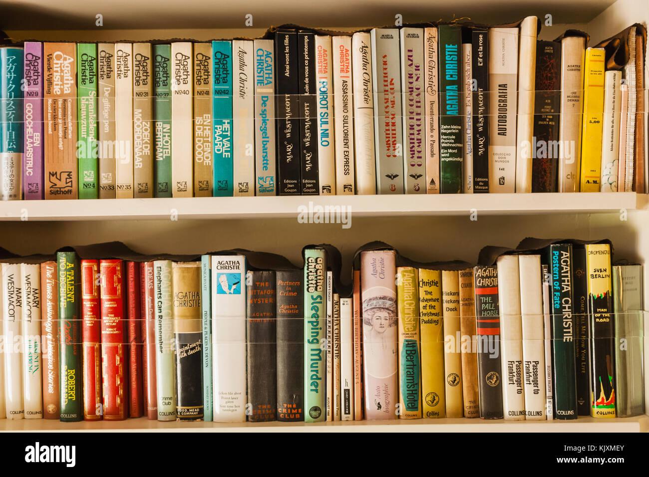 Agatha christie books immagini agatha christie books fotos stock