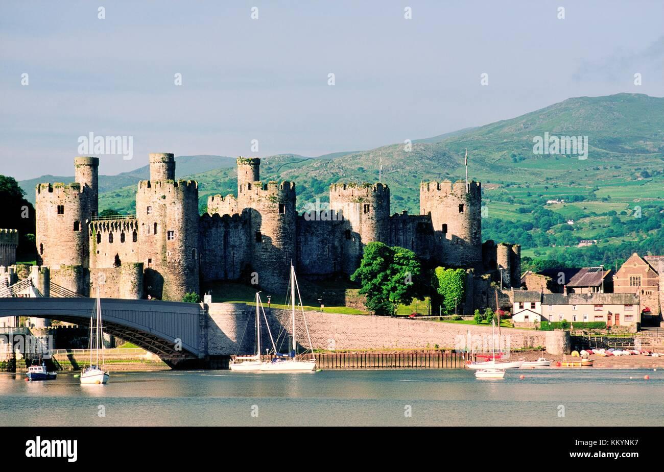 Velocità risalente Galles del Nord