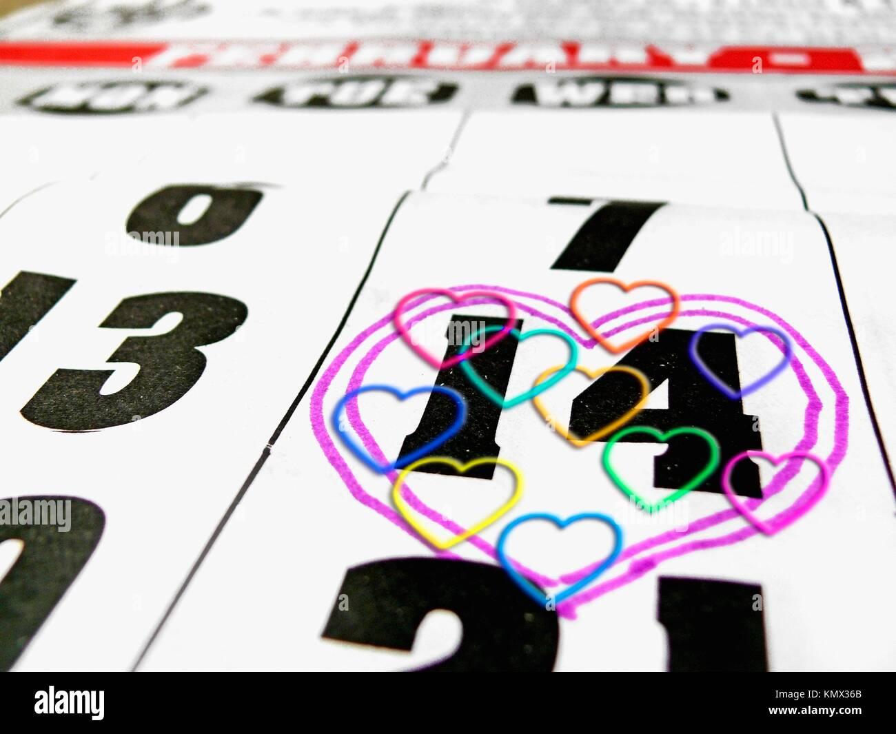 Calendario Con Numero Giorni.Pagina Del Calendario Del Mese Di Febbraio Numero