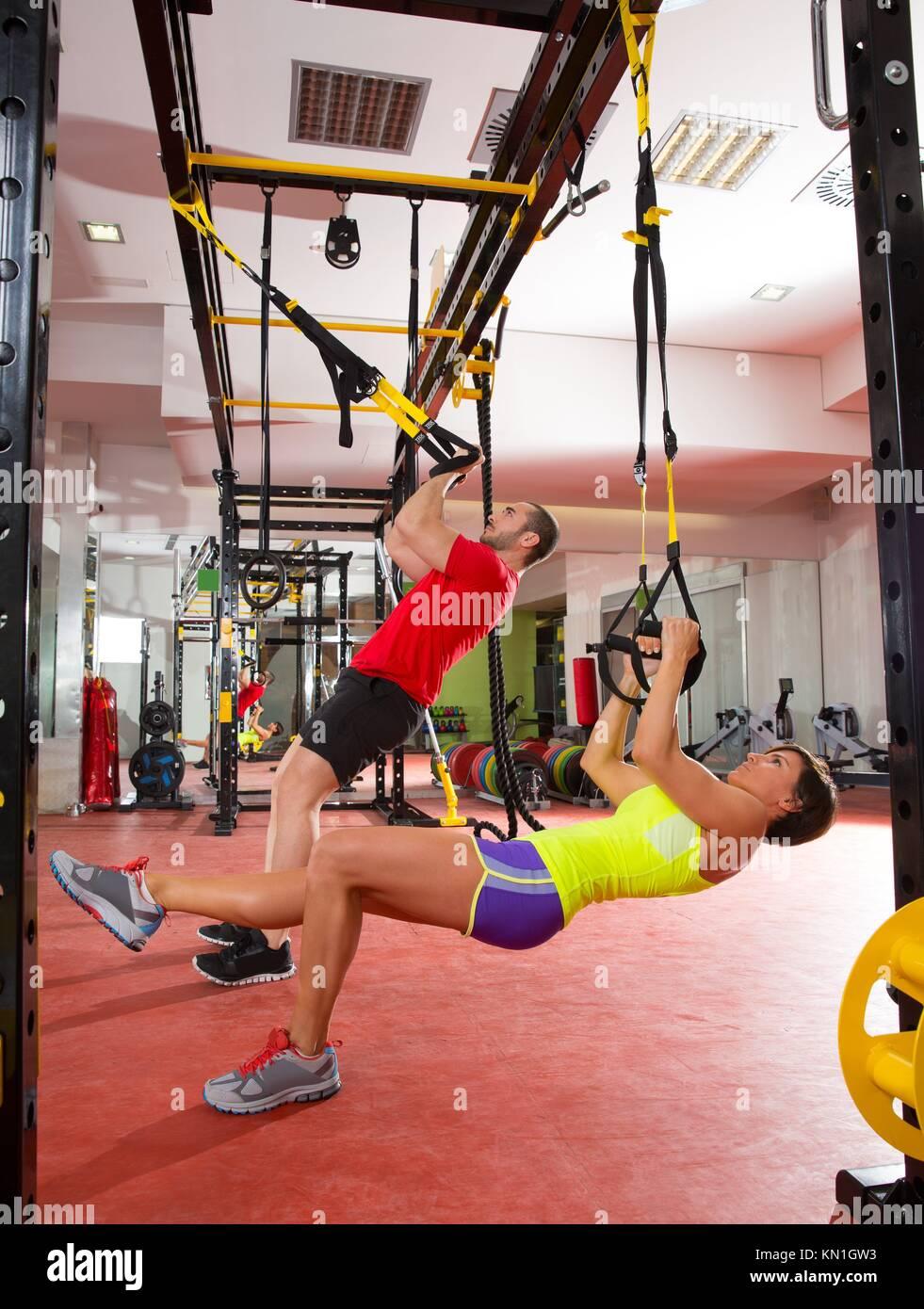 NUOVO! Gym RINGS turn anelli Ginnastica Anelli CROSS FIT anelli FITNESS CASA ALLENAMENTO