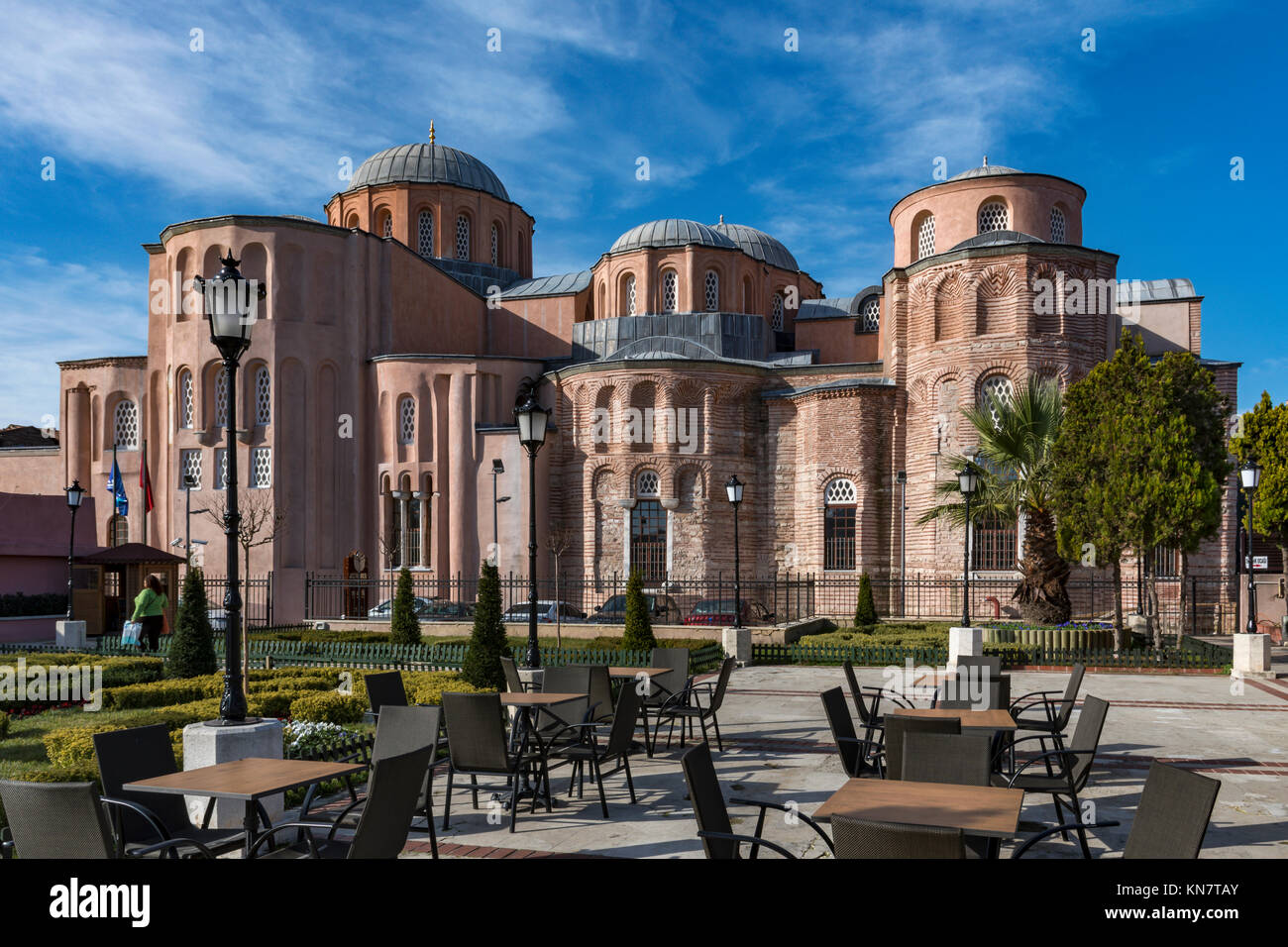 Zeyrek Mosque Pantocrator Istanbul Immagini e Fotos Stock - Alamy