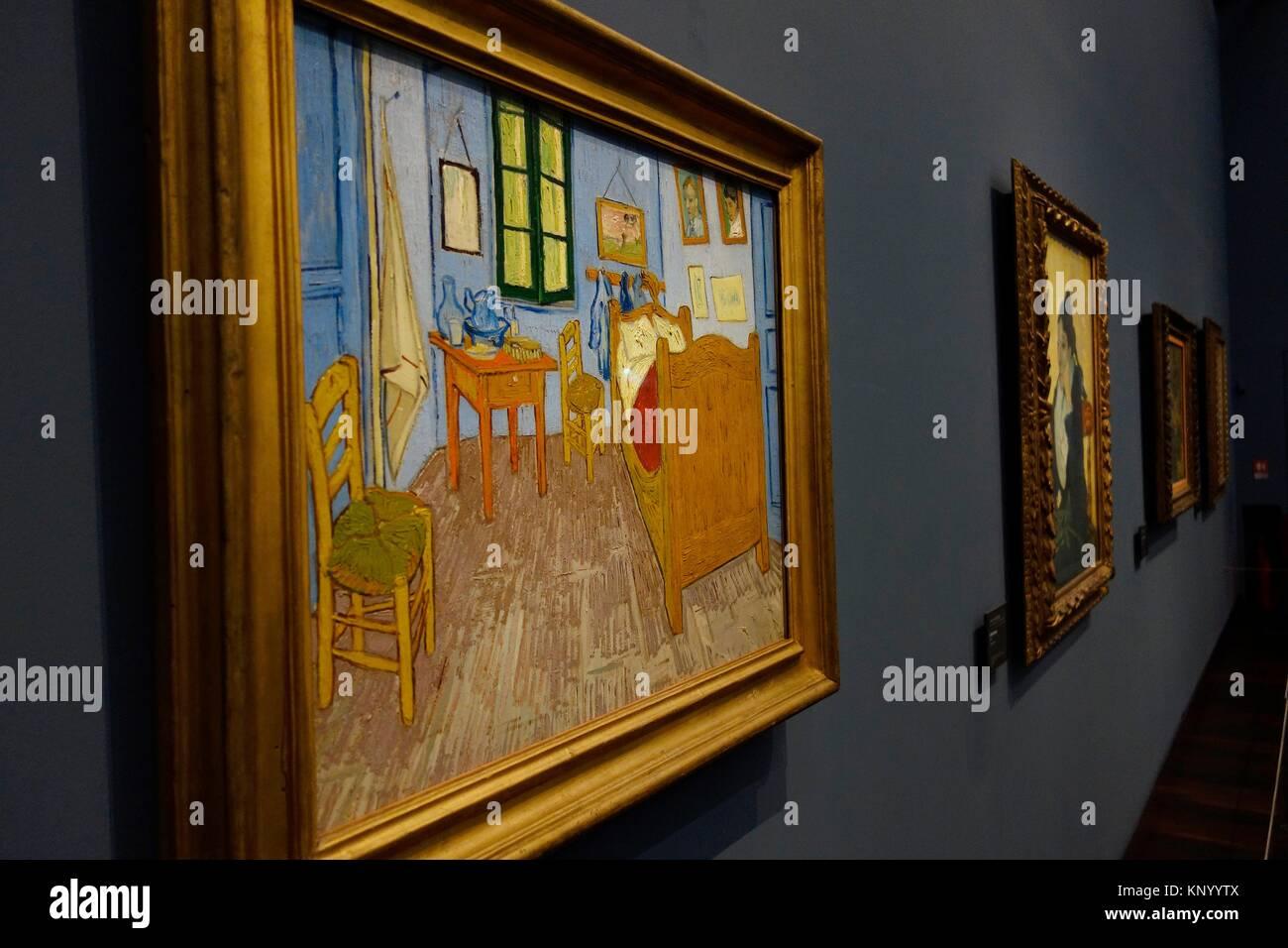 Camera Da Letto In Arles 1889 Vincent Van Gogh Il Museo D Orsay Parigi La Francia L Europa Foto Stock Alamy