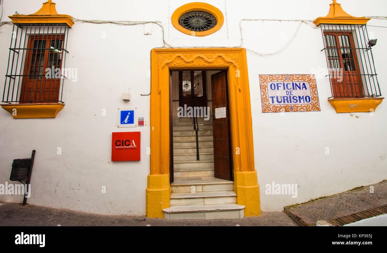 In Ufficio Turismo : Ufficio turistico oficina de turismo street cuesta del belen