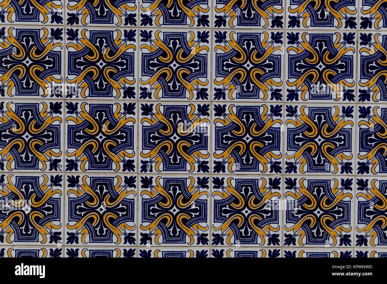 Tradizionali Piastrelle Azulejos
