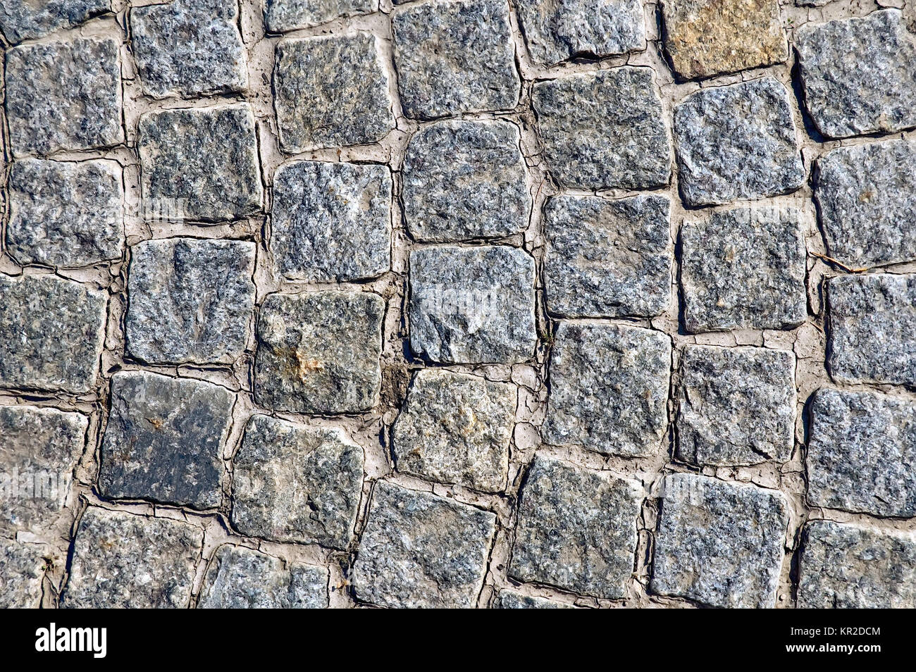 Pavimento di granito piastrelle quadrate foto immagine stock