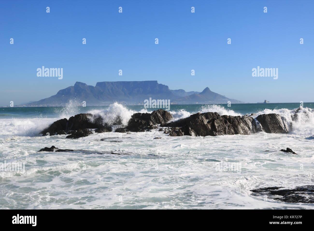 Città del Capo Sud Africa Foto Stock