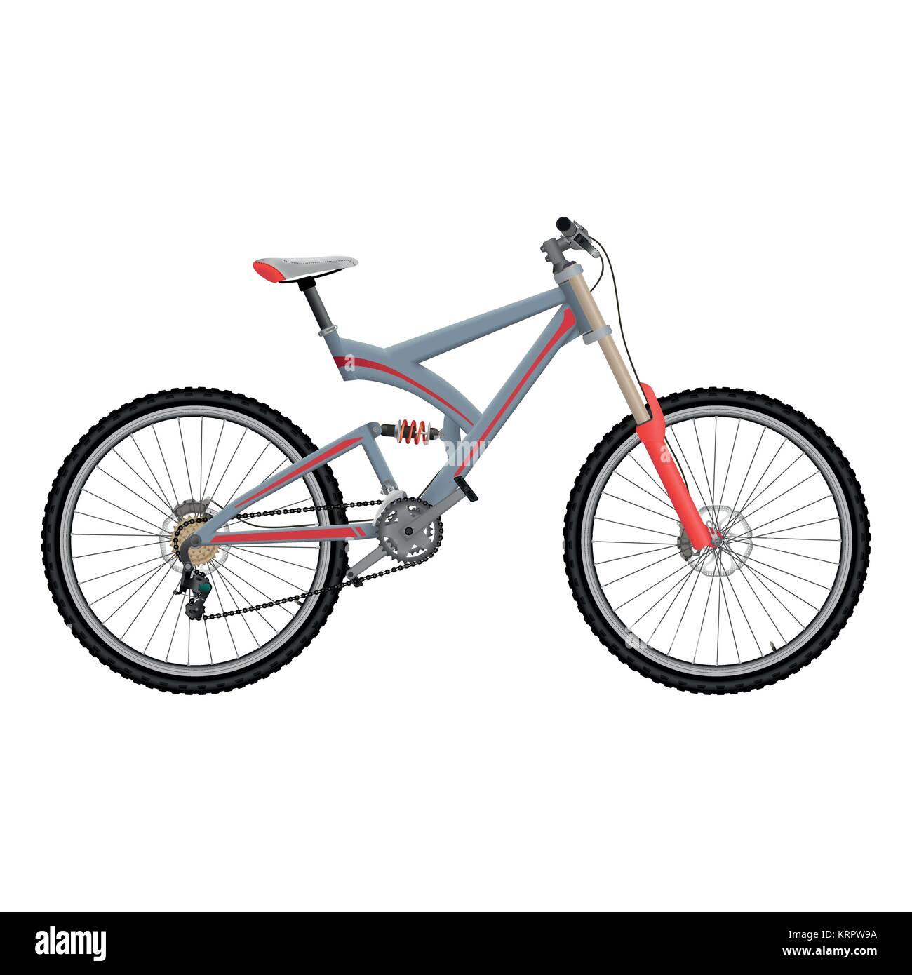 Bicicletta Con Freni A Disco