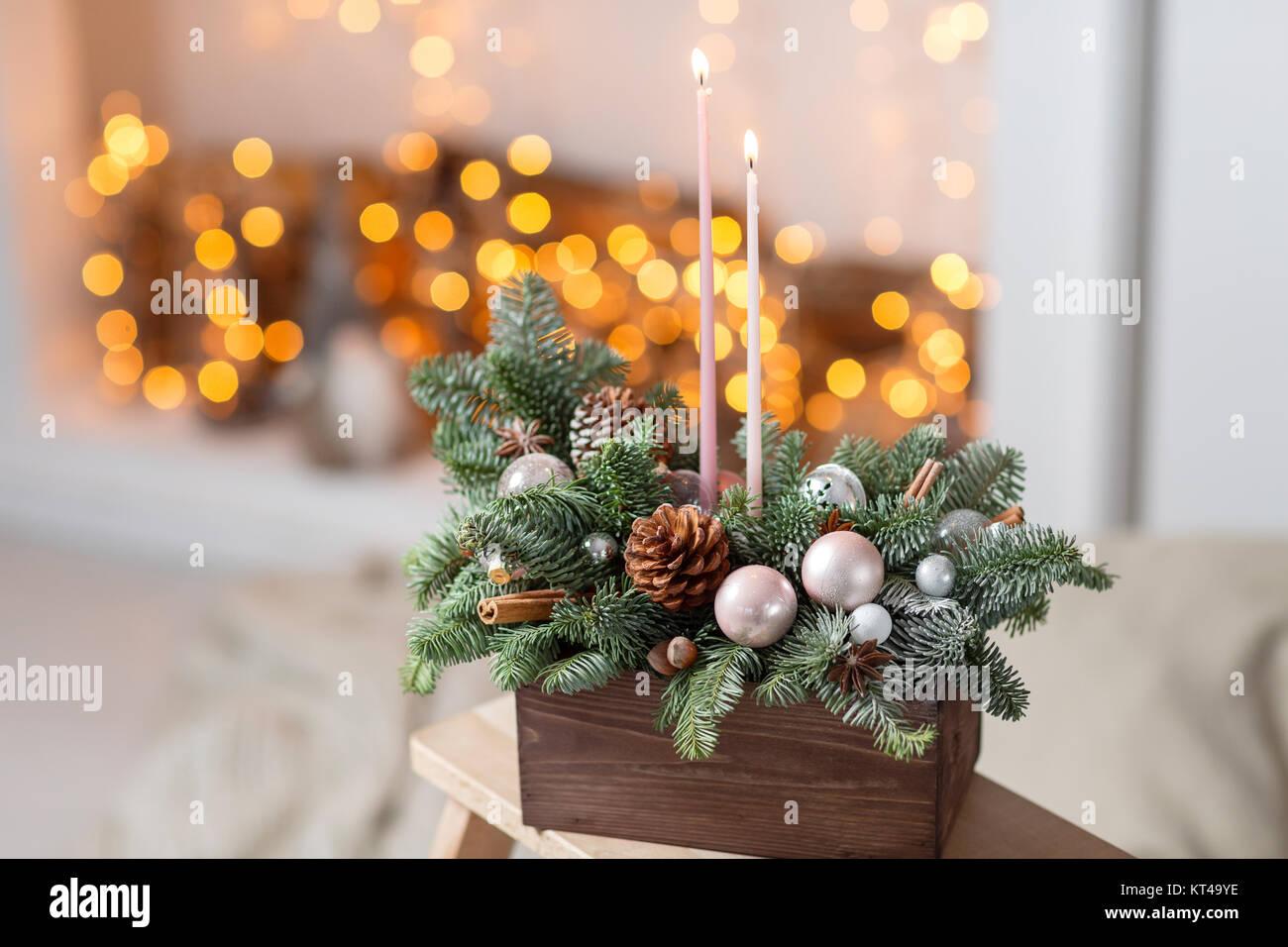 Craft candles immagini craft candles fotos stock alamy - Rami di legno decorativi ...