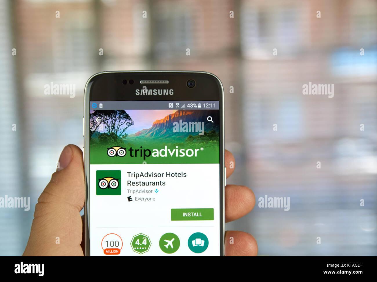 Tripadvisor Immagini & Tripadvisor Fotos Stock - Alamy