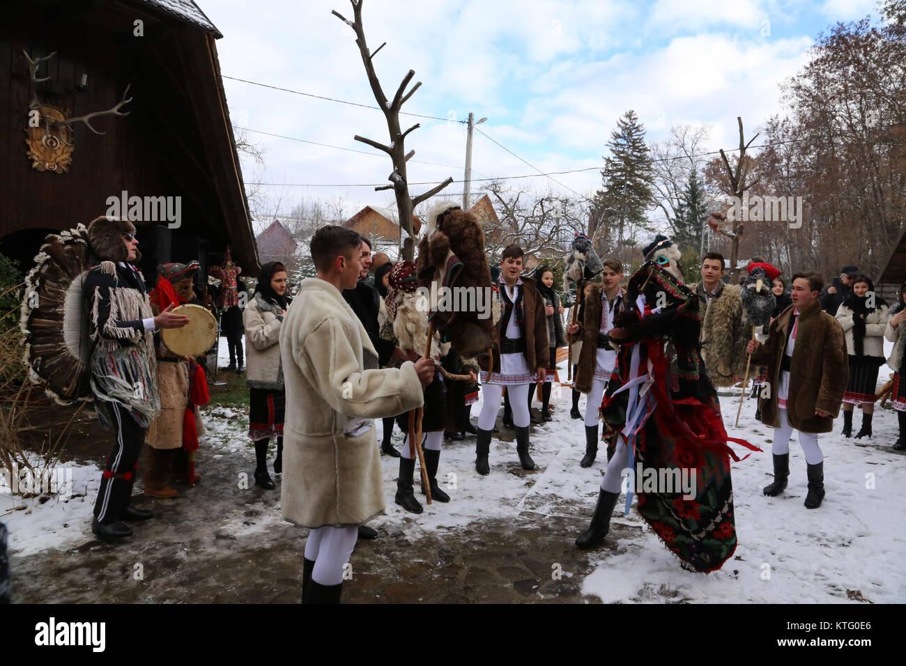 Come Si Dice Buon Natale In Rumeno.Buon Natale In Rumeno